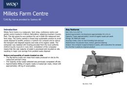 Millets farm case study