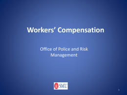 What is workers` compensation