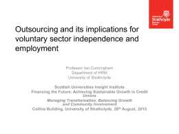 outsourcing and its implications on the economy essay Eileen appelbaum (center for economic and policy research)  domestic  outsourcing in the us and its effects on the quality of jobs.