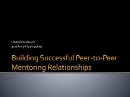 Mentoring - APAN Community