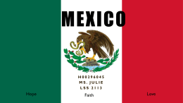 Mexico - WordPress.com