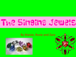 The Singing Jewels