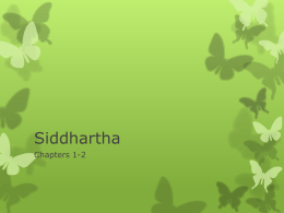 Siddhartha - WordPress.com