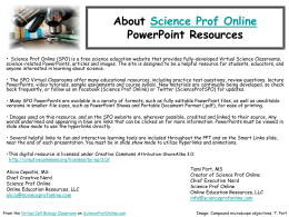 Editable Lecture PowerPoint