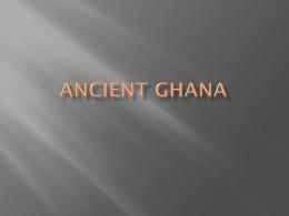 Ghana - New Bremen Schools