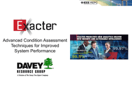 EXACTER® Outage-Avoidance System