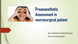 PowerPoint Presentation - Neurological Society of India