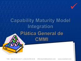 Fundamentos de CMMI