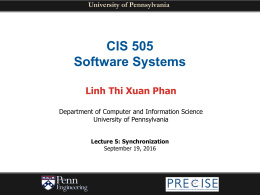 Problem - SEAS - University of Pennsylvania