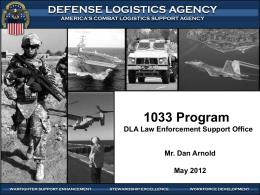 DLA Reintegration Policy