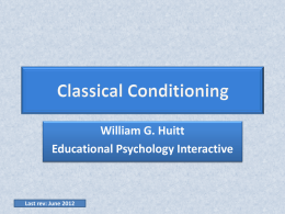 PowerPoint Presentation - Educational Psychology Interactive