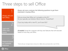 Office 365 - Ingram Micro