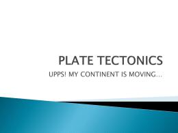 The evolution of plate tectonics