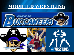 modified wrestling - Oswego City School District
