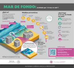 Infografía Mar de Fondo Documento PDF 2.43 MB