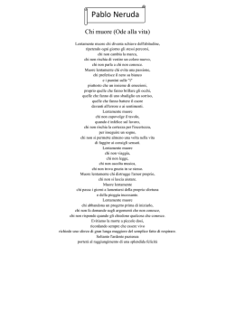 Pablo Neruda - comitatoferrajoli.it
