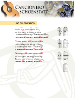los cinco panes - Schoenstatt Media