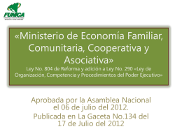 PPT Ministerio Economia Familiar 09072012