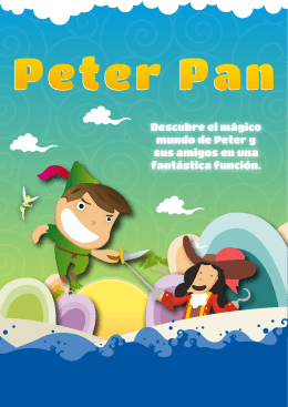 Dossier Peter Pan