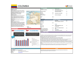 Ficha País Colombia