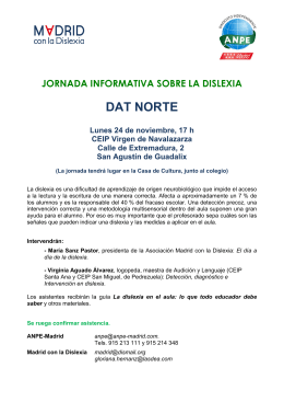 dat norte - ANPE Madrid