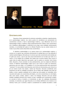kant vs descartes Descartes kant, as a rationalist, believes very much in the aim of descartes,  arguing  dialectic is a greek term for arguing back and forth, for and against a.