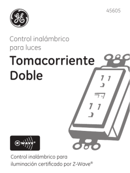 Tomacorriente Doble