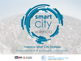 Valencia Smart City Strategy