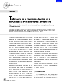 Original - Revista Medicina General y de Familia
