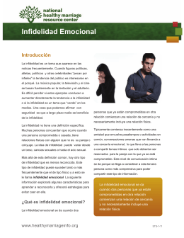 Infidelidad Emocional - National Healthy Marriage Resource Center