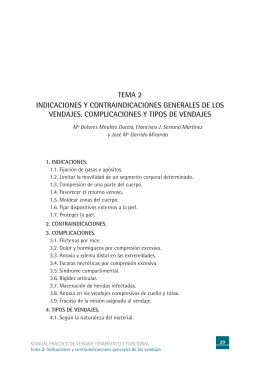 Libro manual vendajes.indb