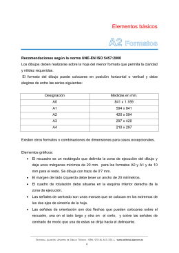 A2 Formatos - Editorial Alarcón