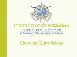 radiología - Instituto Vodder Online