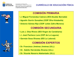 Diapositiva 1 - CEIP La Cardonera