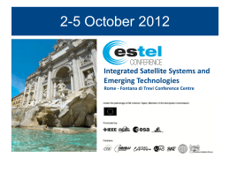 ESTEL CONF Updatings