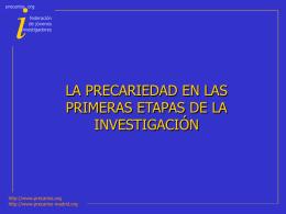 Presentación de PowerPoint - Federación de Jóvenes