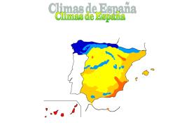 clima espana