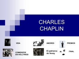 Charles Chaplin - seminarosaedsur