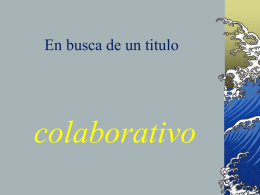Powerpoint de Juan Antonio Tejero