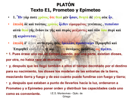 PARTENIO DE NICEA Texto I1, Sobre Dafne