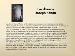 Libros Español - Reseña - Setiembre 2012