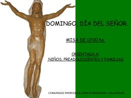 bienvenidos!!! - Parroquia Cristo Redentor