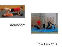 Acrosport - Académie d`Orléans