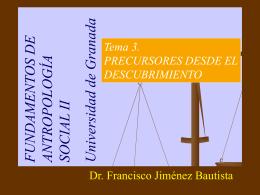 Sin título de diapositiva - Francisco Jiménez Bautista