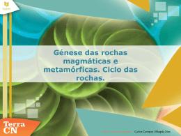 PP8_rochas magmaticas e metamorficas_ciclo rochas