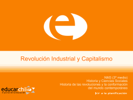 Revolucion Industrial - Patricio Alvarez Silva