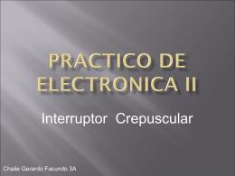 Practico de Electronica 2