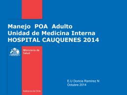 Slide 1 - ssmaule - Ministerio de Salud
