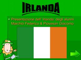 Irlanda - Giocoscuola