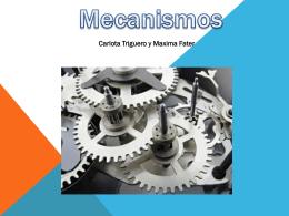 Mecanismos - tehne